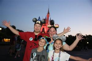 Magic Kingdom Guests Kick Off a Monstrous Summer with 24 Hour Event