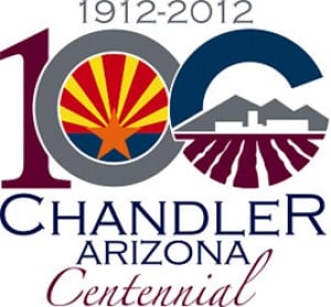 Chandler centennial