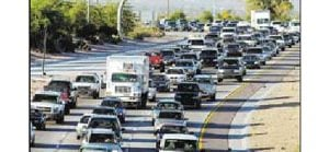 Gridlock grows in Valley 