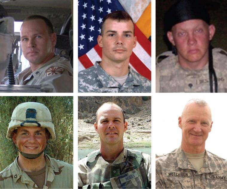 EV's Fallen Heroes