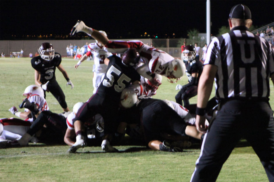 Best game: Chaparral 35, Desert Mountain 28