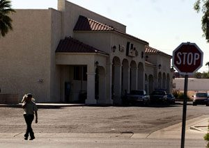 Los Arcos Crossing to pursue tax subsidy