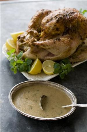 Food Thankgiving Turkeys Two Ways