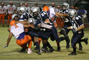 Willow Canyon topples Camelback