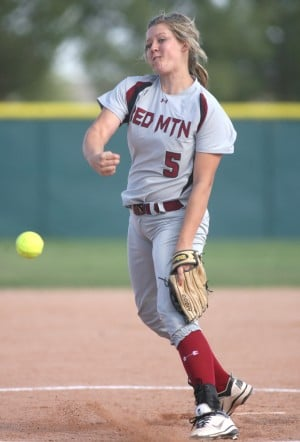 Red Mountain Softball
