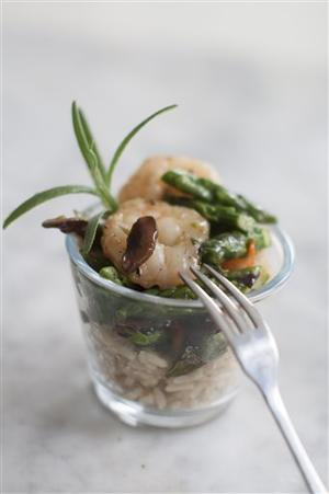 Food Healthy Asparagus
