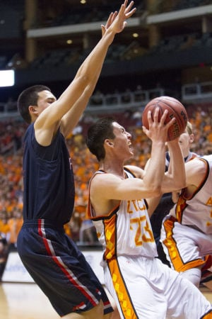 State Championship: Corona del Sol vs Pinnacle basketball