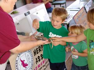 Celebrate Earth Day at Chandler Environmental Education Center