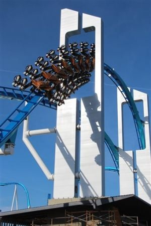Travel-Theme Parks-New Attractions