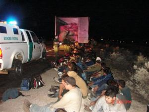 Arizona Smuggling Law