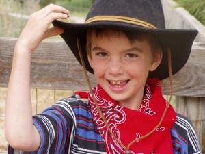 Western kid