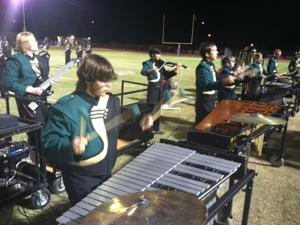 Skyline marching band