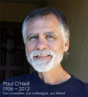 Paul O'Neill