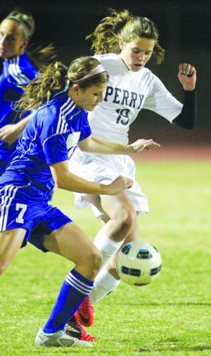 Perry Girls Soccer