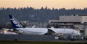 Boeing 787 Grounded