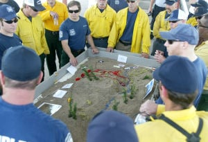 Central Arizona Wildland Response Team