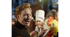 Canadian politicians denouncing 'Conan'