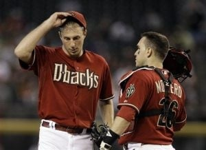 Diamondbacks outslugged by Angels