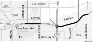 Loop 202 closures to slow Easter travel