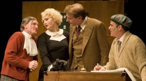 '39 Steps' keeps actors on their toes