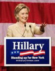 Clinton launches 2008 White House bid