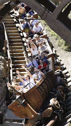 Theme Parks Attractions