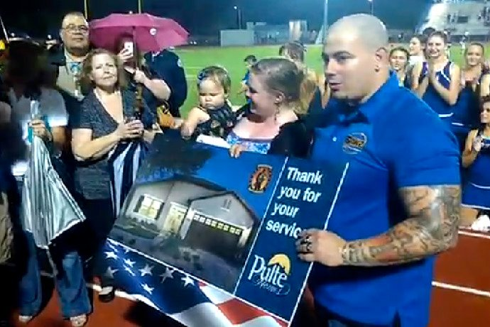 Pulte Home Donated