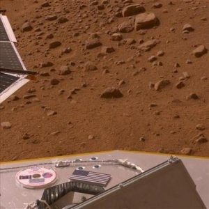 NASA begins releasing robotic arm of Mars lander