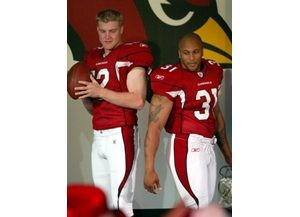 Arizona Cardinals unveil new uniforms