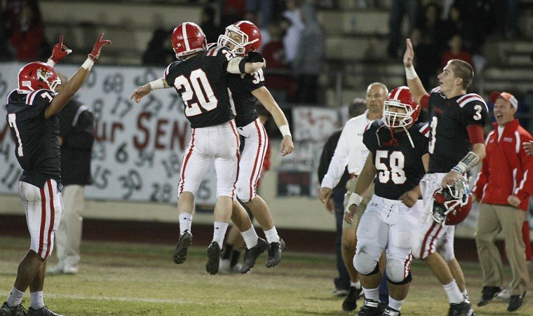VX football preview:  Brophy Broncos