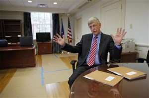 New NIH chief: Turn science into better care