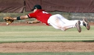 Brophy pulls even atop Desert Valley