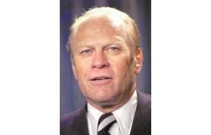 President Ford's funeral begins Friday