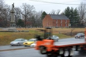 Historians battle Wal-Mart over key Civil War site