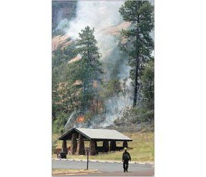 Wildfire rattles northern Arizona tourism