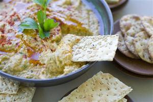 Food-Deadline-Zucchini Hummus