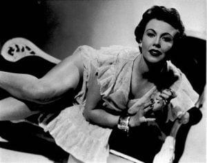 `Scream queen' Hazel Court dies at 82 in California