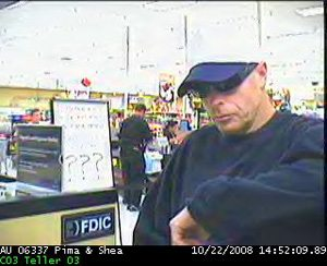 Wells Fargo offers reward in recent robberies