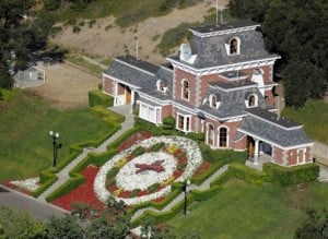Uncertain future for Jackson's Neverland Ranch