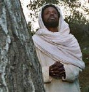 'Cross' shows Jesus as being a black man