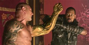 Film Review The Man with the Iron Fists