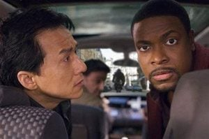 'Rush Hour 3' debuts No. 1 at box office