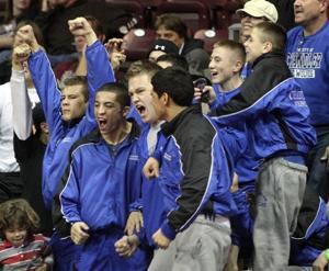 Chandler wins Div. I wrestling state championship