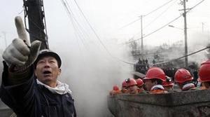 Survivors recount China mine disaster; 104 dead