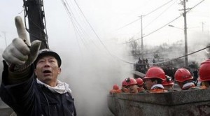 Survivors recount China mine disaster; 104 dead