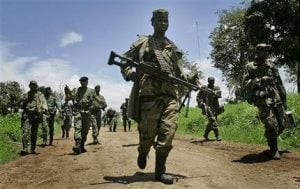 Rebels tighten their grip in eastern Congo