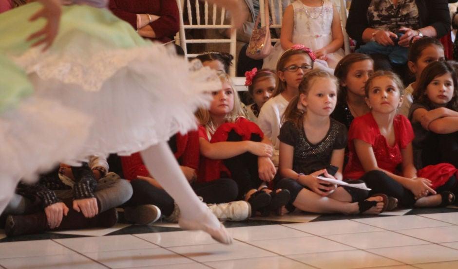 Ballet Etudes Nutcracker Sweet Tea Party