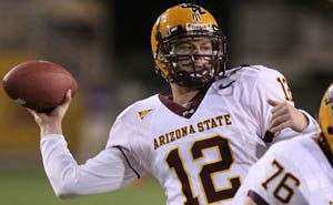 Nothing abuzz in ASU football spring game