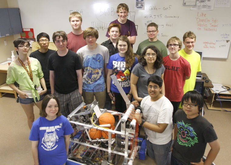 Chandler High Robotics Team
