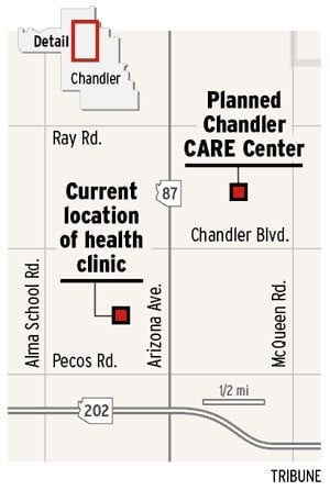 Health center for needy children to expand